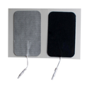 "3"" x 5"" Rectangle Fabric Electrodes - (2/pk)"