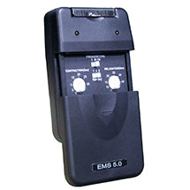 EMS 5.0™ Dual Channel Muscle Stimulator with Safety Amplitude Cap