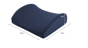 Memory Foam Gel Lumbar Cushion - GOAEO