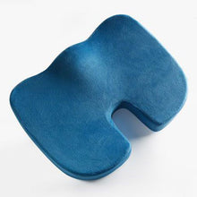Load image into Gallery viewer, Memory Foam Gel Seat Cushion - GOAEO
