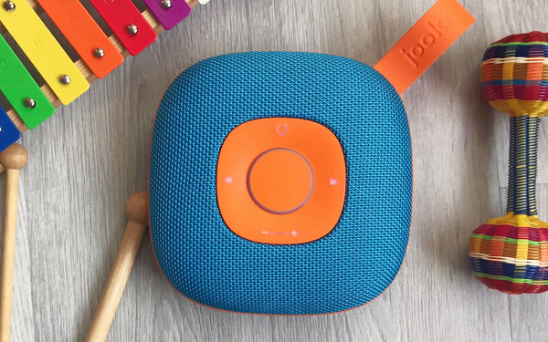 Jooki Rocks On! And on, and on, with this super screen free kids music player.