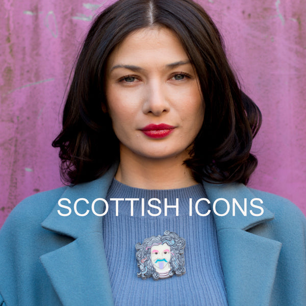 SCOTTISH ICONS
