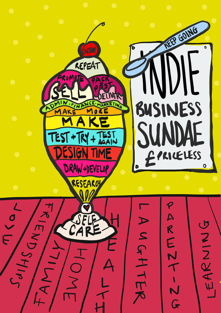 Indie Business Sundae
