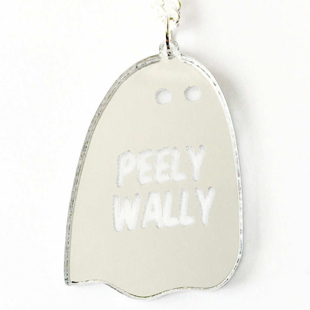 Peely Wally Ghost Pendant