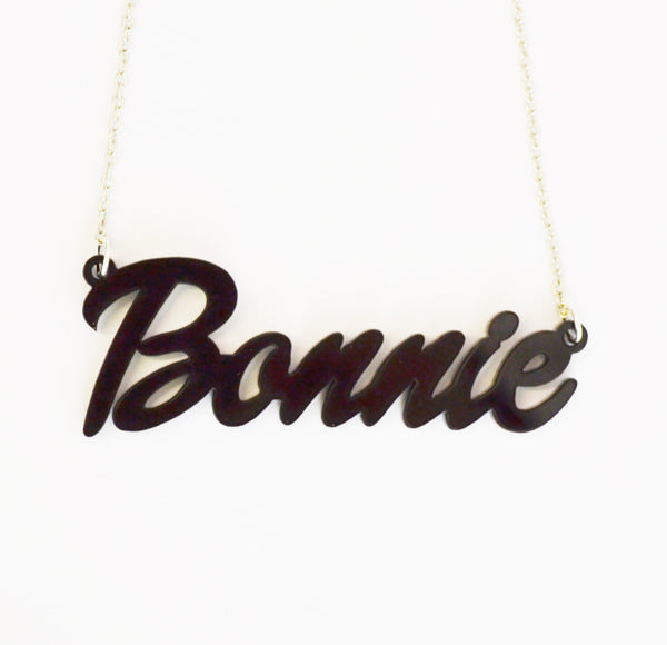 Bonnie Acrylic Necklace