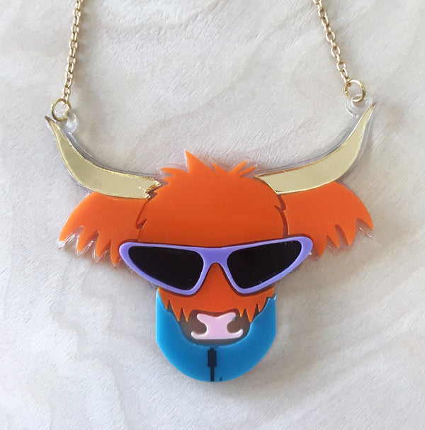 Moowis Cowpaldi Necklace