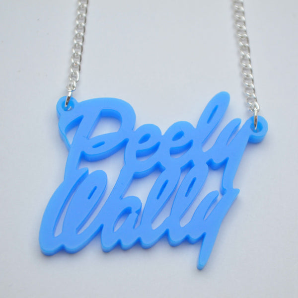 Peely Wally Necklace Bonnie Bling