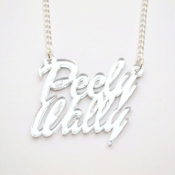 Peely Wally Necklace