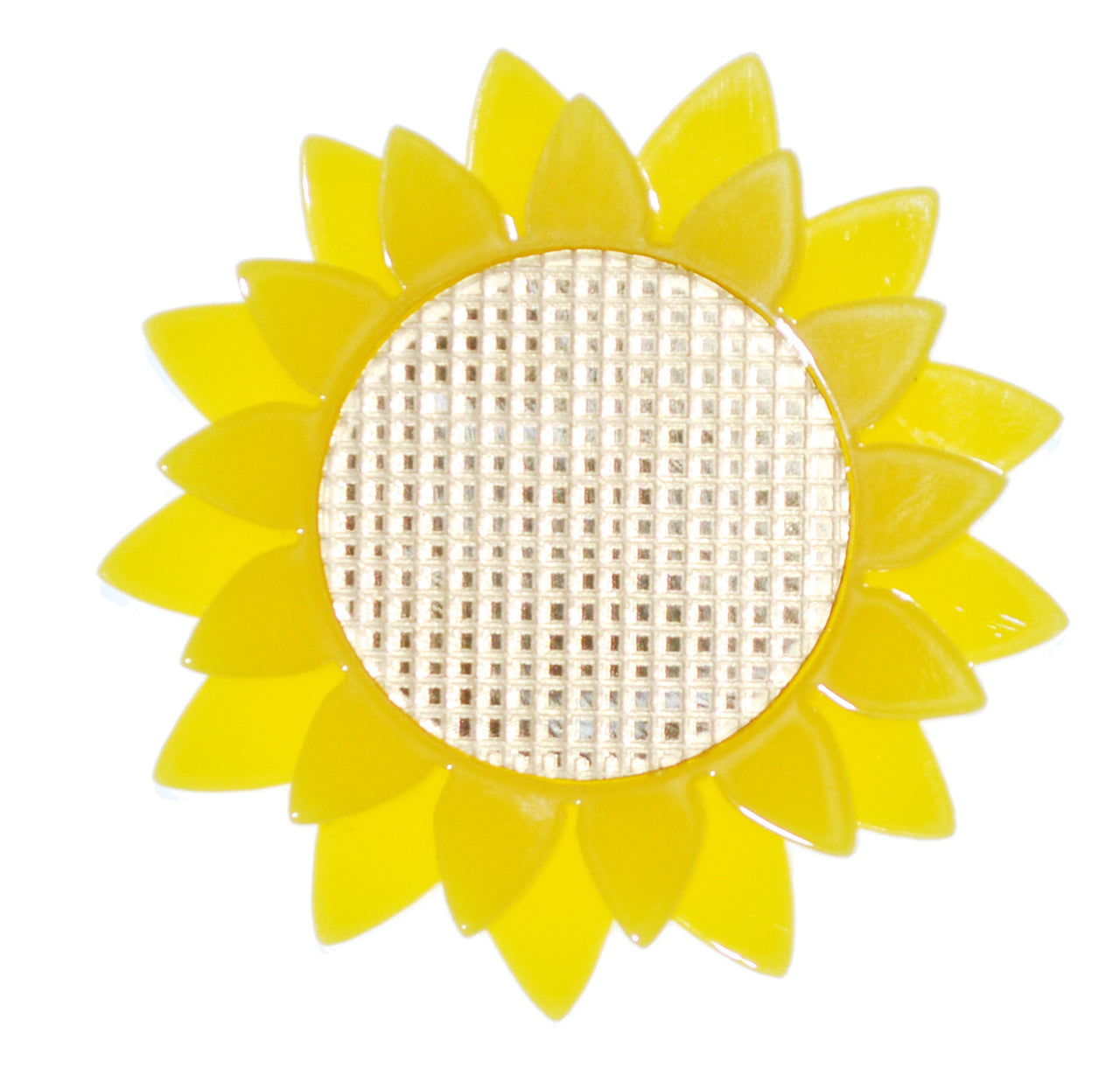Sunflower Statement Brooch
