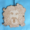 Billy Connolly Wooden Decoration