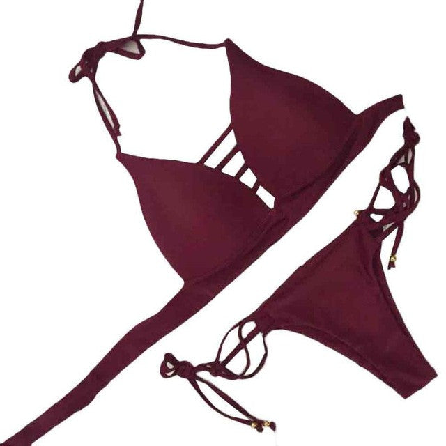 Sexy Bikini Top Push Up Swimwear - Novel Luxury - A men's accessory company