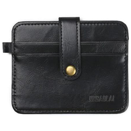 Leather Clutch Billfold Wallet - Novel Luxury - A men's accessory company