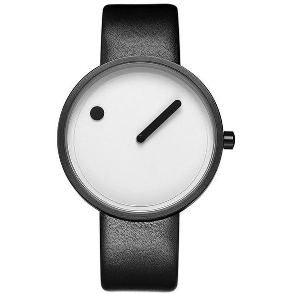 Minimalist Quartz Wrist Watch - Novel Luxury - A men's accessory company
