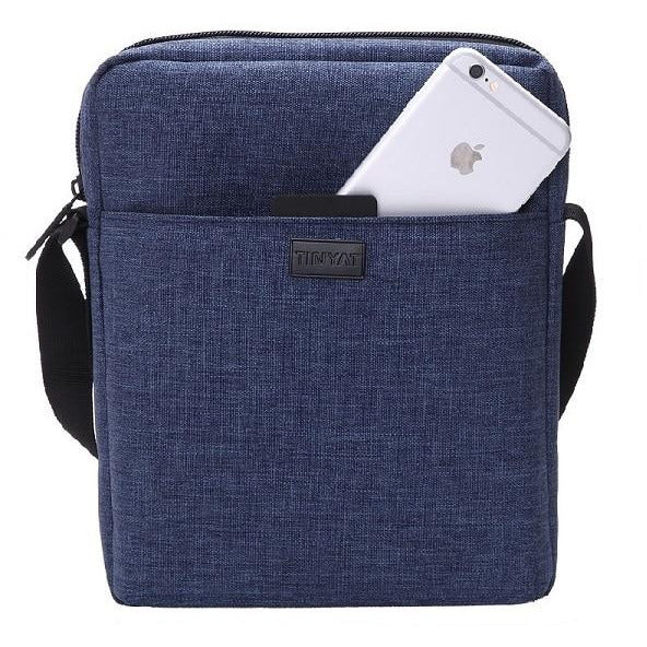 Nylon Shoulder Bag - Novel Luxury - A men's accessory company