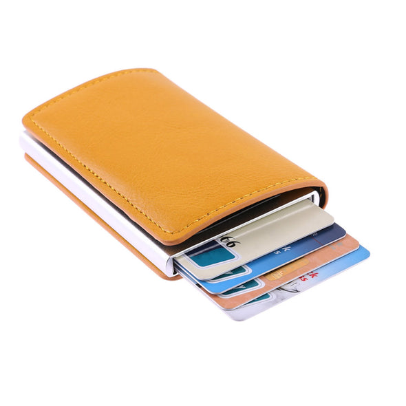 RFID Blocking Perfect Card Organizer Wallet - Novel Luxury - A men's accessory company