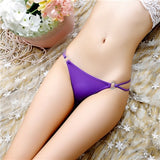 G-String Sexy Women Underwear Low Waist Seamless Sexy Panties Thong Girls Underpants 9 Colors