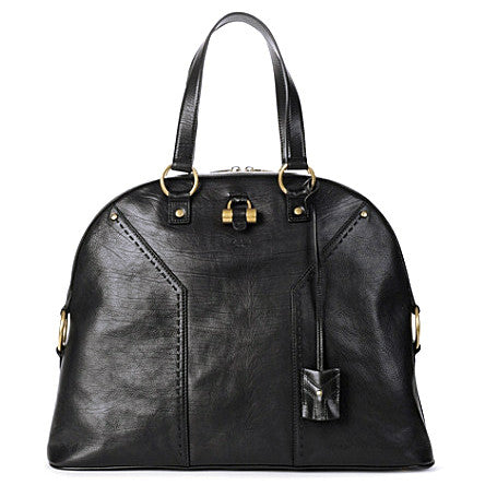 YSL Oversized Leather Muse - NEW
