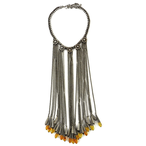 GIORGIO ARMANI Waterfall Necklace