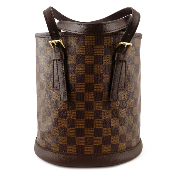 Louis Vuitton Damier Ebene Bucket