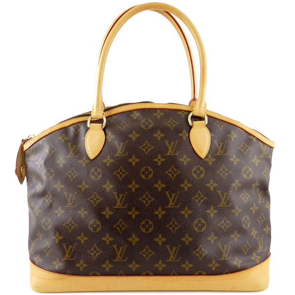 Louis Vuitton Monogram Lockit Horizontal