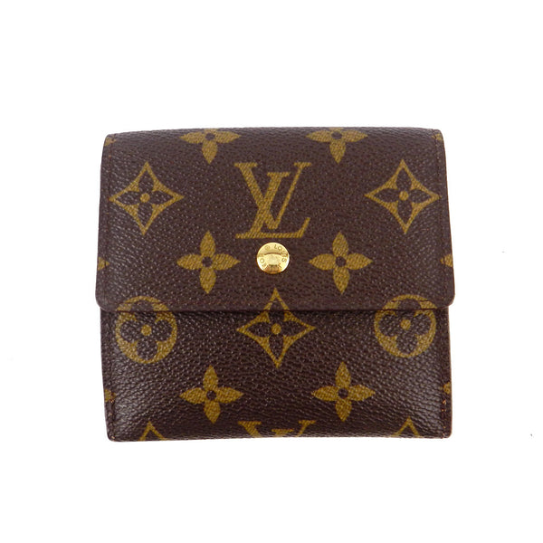Louis Vuitton Monogram Elise Compact Wallet