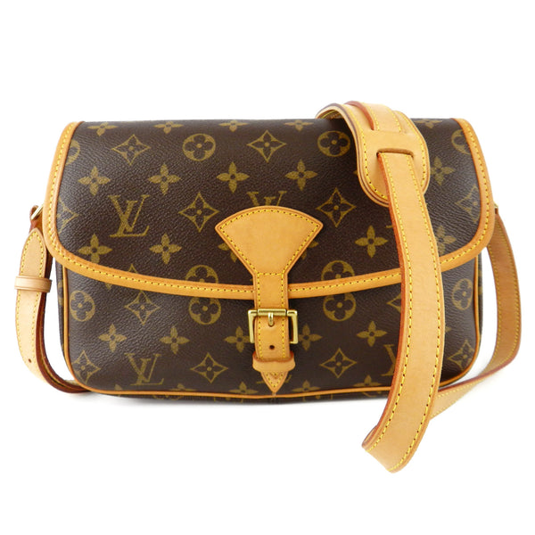 Louis Vuitton Monogram Sologne Cross-Body Bag