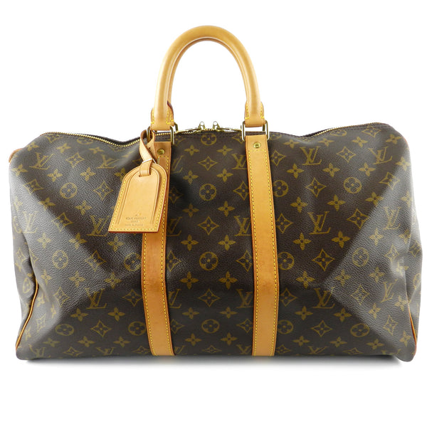 Louis Vuitton Monogram Keepall 45 Duffle