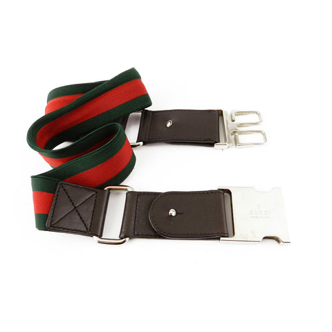 Gucci Stretch Stripes Elastic Belt