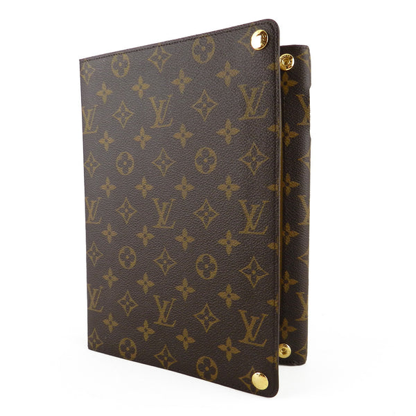 Louis Vuitton Monogram iPad 2 Double Flipcase