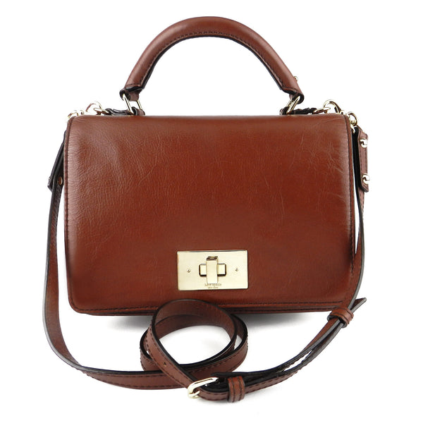 Kate Spade Carlyle Cross-Body Satchel
