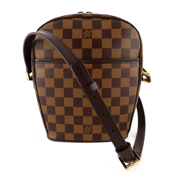 Louis Vuitton Damier Ebene Ipanema PM Cross-Body