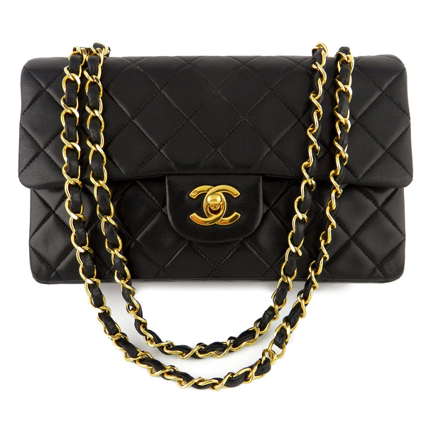 Chanel Classic Douple Flap Chain Purse