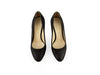 Prada Glazed Nubuck Leather Platform Pumps sz 36