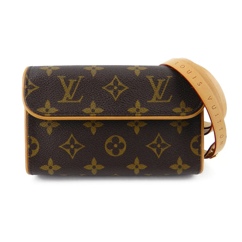 Louis Vuitton Monogram Florentine Pochette Belt Bag