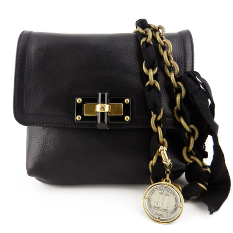 Lanvin Happy Mini Square Shoulder Bag