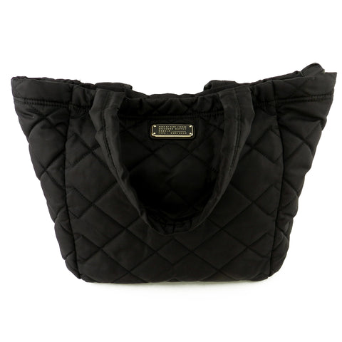 Marc by Marc Jacobs Large Quilted Nylon Canvas Puffer Tote
