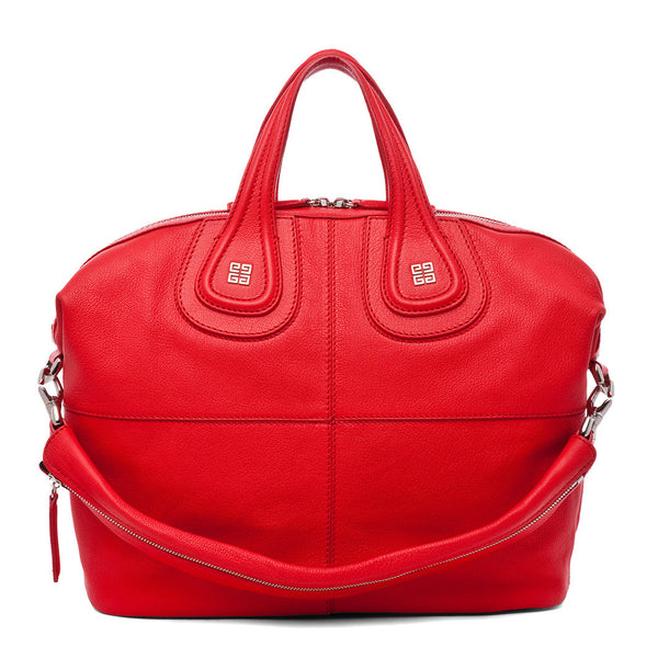 Givenchy Medium Nightingale - Red