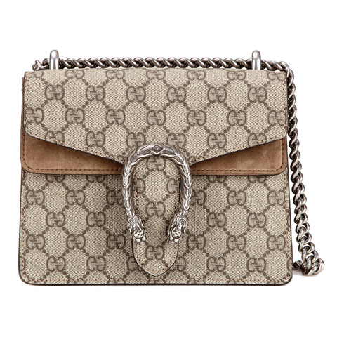 Gucci Mini Dionysus GG Supreme shoulder bag & crossbody