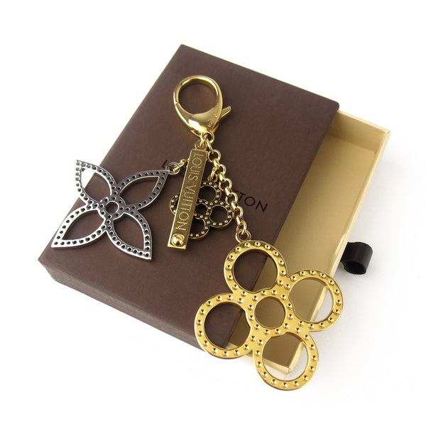 Louis Vuitton Tapage Metal Bag & Key Charm