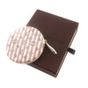 Louis Vuitton Monogram Mini Lin Round Coin Purse