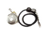 Dolce & Gabbana Braided Cord with Silver Time Piece