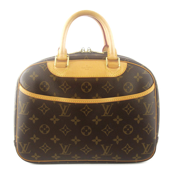 Louis Vuitton Monogram Trouville Satchel