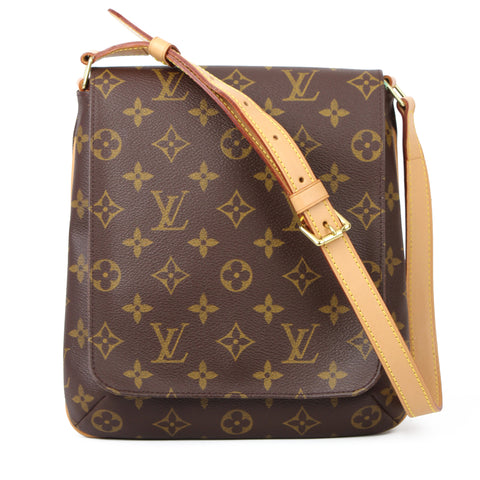 Louis Vuitton Musette Salsa PM Shoulder Bag