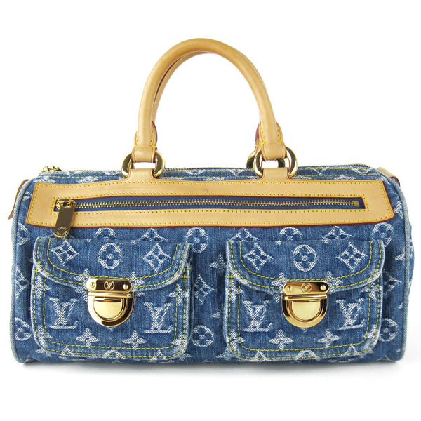 Louis Vuitton Denim Neo Speedy 30