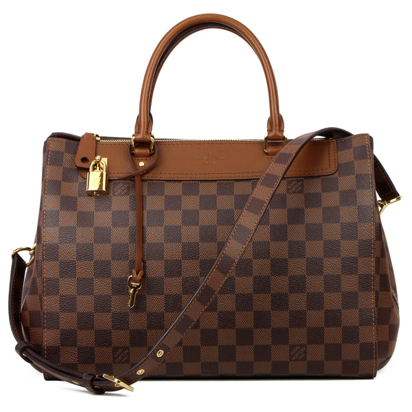 Louis Vuitton Damier Ebene Greenwich Tote Bag