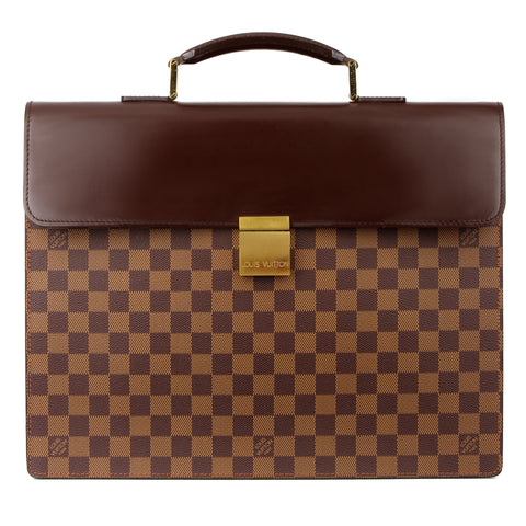 Louis Vuitton Damier Ebene Altona PM Briefcase