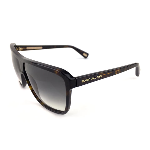Marc Jacobs Oversized Shield Sunglasses