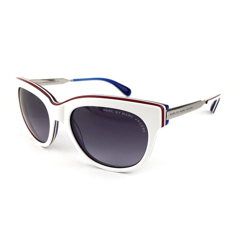 Marc by Marc Jacobs Pin-Up White Sunglasses