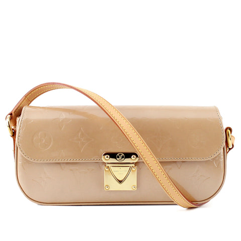 Louis Vuitton Monogram Vernis Malibu Street Shoulder Bag