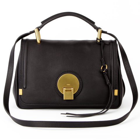 Chloe Indy Double Carry Satchel & Shoulder Bag